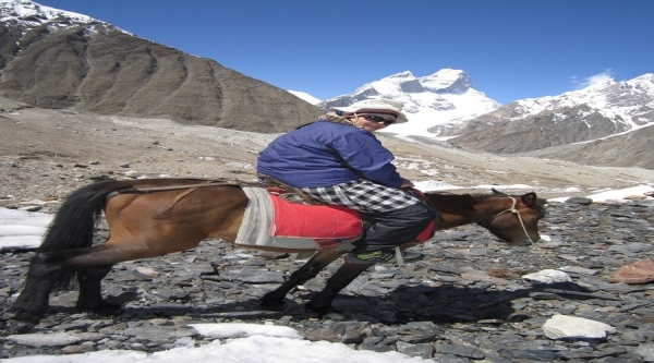 K2 Base Camp Horse Riding Trek